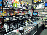 Trade your  Nes,Super,N64 games or consoles for Ps4,Wii games