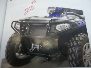 FRONT BUMPER POLARIS 570 2015 to 2017 FREE SHIPPING !!