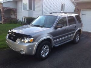 2007 Ford Escape 4WD