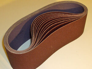 Sanding belts 3 x 24 - 80X  180X Stratford Kitchener Area image 1