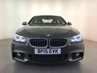 2015 BMW 520D M SPORT AUTOMATIC 4 DOOR SALOON DIESEL 1 OWNER SERVICE HISTORY
