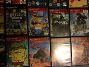 Selling PS2 console & games / Selling PS1 rare games and books Cambridge Kitchener Area image 9