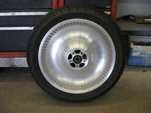 harley roue