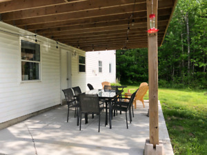 Two bedroom apartment available August 1