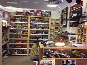 The die cast center is growing we buy /sell diecast collections