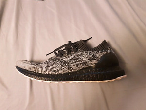 Black and White Ultraboost Uncaged Size 12