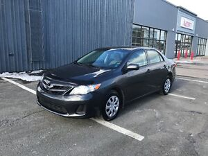 2013 TOYOTA COROLLA  5 SPEED  ,,,View poster's other Ads>>>