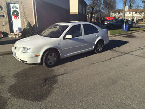 2000 Volkswagen Jetta TDI **GREAT FUEL MILAGE**