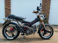 Custom 160 MadAss Twice Power of Honda Monkey