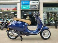 Piaggio Vespa Primavera 125 ABS E5 2021 125cc Scooter