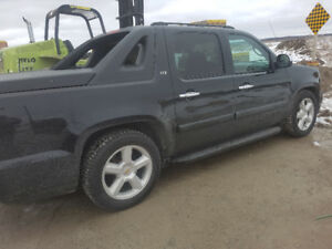 I have 20 inch rims New winter tire for Chevy avalanche for sale