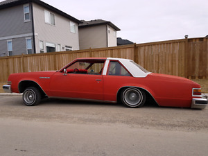 1977 Buick lesabre low rider low miles obo