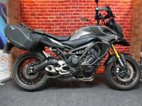 YAMAHA MT09 TRACER MT - 09 ABS LOW MILEAGE PLUS EXTRAS