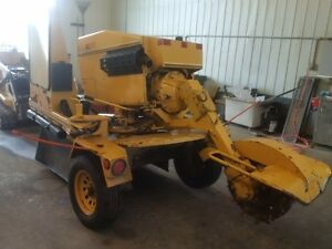 2002 Vermeer SC502 tow behind stump cutter