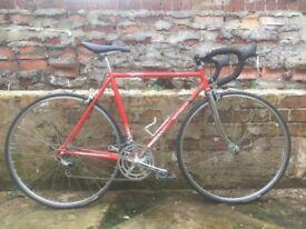 Motobecane road bike old school 52cm steel frame