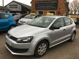 Volkswagen Polo 1.2 60 PS S (silver) 2011