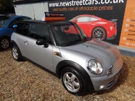 Mini 1.6TD Cooper D 2010 Only 63K Miles 1 OWNERS Service history, LONG MOT