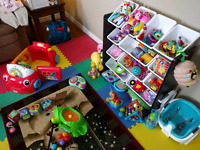Seeking child care in Our Home