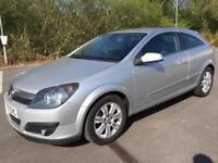 Vauxhall/Opel Astra 1.9CDTi 16v ( 120ps ) ( Exterior pk ) auto 2007MY SRi