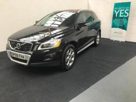 Volvo XC60 2.4 AWD ( 205ps ) D5 SE Lux finance available from £35 per week