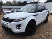 2013 Land Rover Range Rover Evoque 2.2 SD4 Dynamic Hatchback AWD 5dr