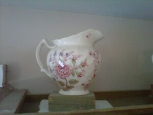 China Pitcher - Rose Chintz (Made in England by Johnson Bros) Windsor Region Ontario image 1