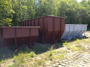 ROLL-OFF CONTAINER CABLE-STYLE Cornwall Ontario image 8