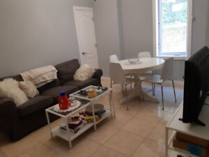 Renovated 3 Br apt (Bloor&Albany ave)