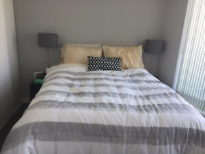 AVAI.IMMIDIATELY-FURNISHED MASTERBEDROOM-PENTHOUSE DOWNTOWN