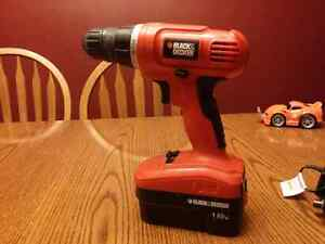 Drill and electric screwdriver Stratford Kitchener Area image 3