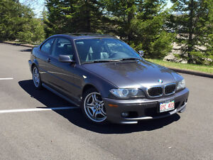 2006 BMW 3-Series 325Ci M Coupe (2 door)