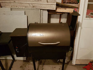 Traegar electric bbq/smoker