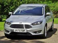 2017 Ford FOCUS 1.5 TITANIUM TDCI Manual Estate