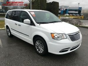 2016 Chrysler Town  Country Touring-L   - Low Mileage