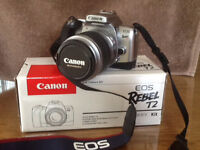 Canon Rebel T2.  OES.  Neuf.  35 MM