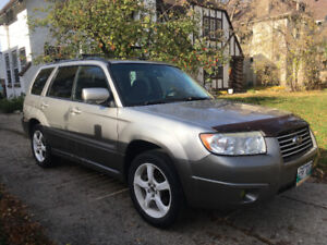 2006 Subaru Forester AWD Auto Just Safetied Exceptional Cond