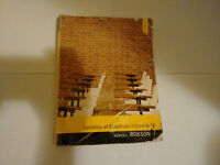 SOCIOLOGY OF EDUCATION IN CANADA(UWO SOC 2144A) TEXT
