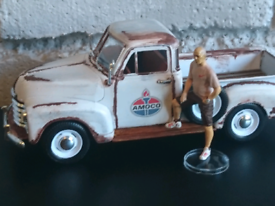 1/24 scale 1950 chevy truck