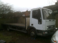Iveco cargo tector Flat bed