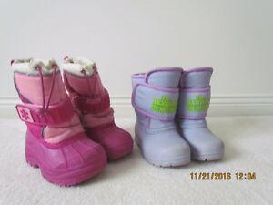 TODDLER WINTER BOOTS