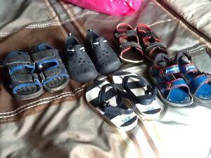 Boys Summer footwear Reduced
