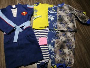 Lot pyjamas 4-5 ans