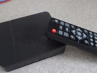 HD Freeview TV Box with USB Recording
