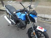 lexmoto motorcycle 125 only 899 no offers