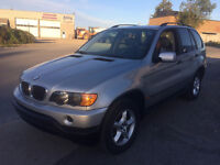 2002 BMW X5 SUV, Crossover, MINT CONDITION LIKE NEW 3.0I