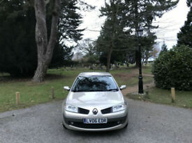 2006 Renault Megane 1.5 DCi Maxim 5 Door Hatchback(£30 A YEAR ROAD TAX)