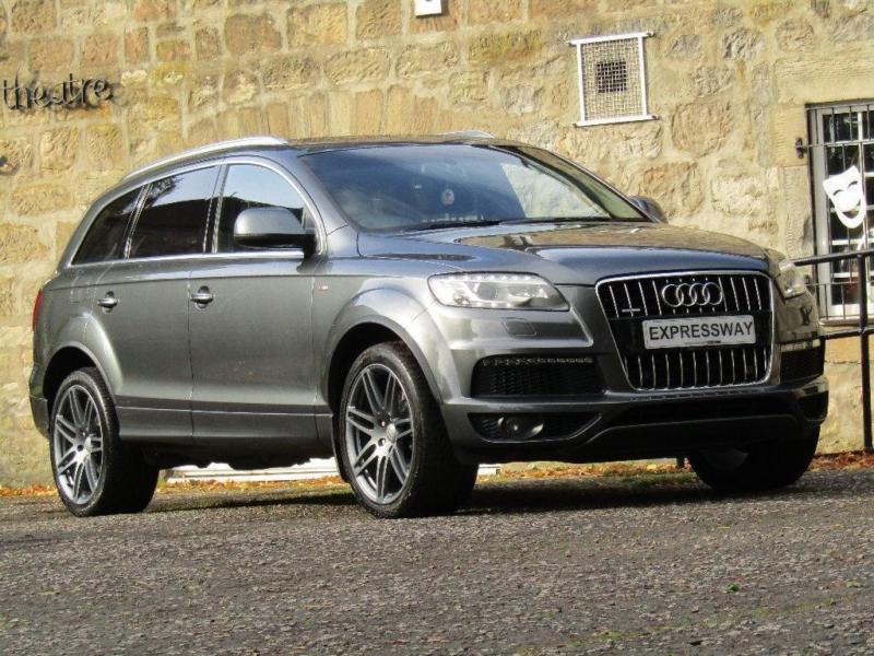 2010 Audi Q7 3.0 TDI Clean S Line Tiptronic Quattro 5dr