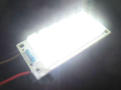 12v 18 Led Super Bright White Piranha Led Board Night Led Lights Lamp
