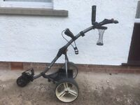 For Sale - Electric Golf Trolley