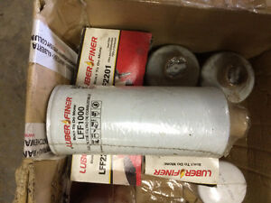Various New Luberfiner Filters, 4744,2203,2201,1000, 3349